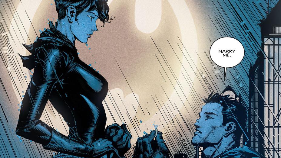 Batman Catwoman Proposal - Publicity - H 2017