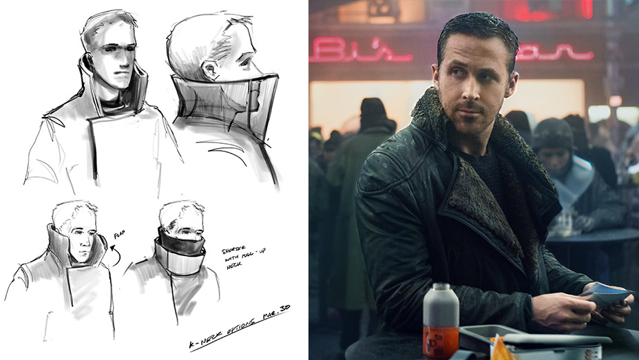 Blade Runner 2049 Already A Hit On The Fashion Runways Hollywood Reporter