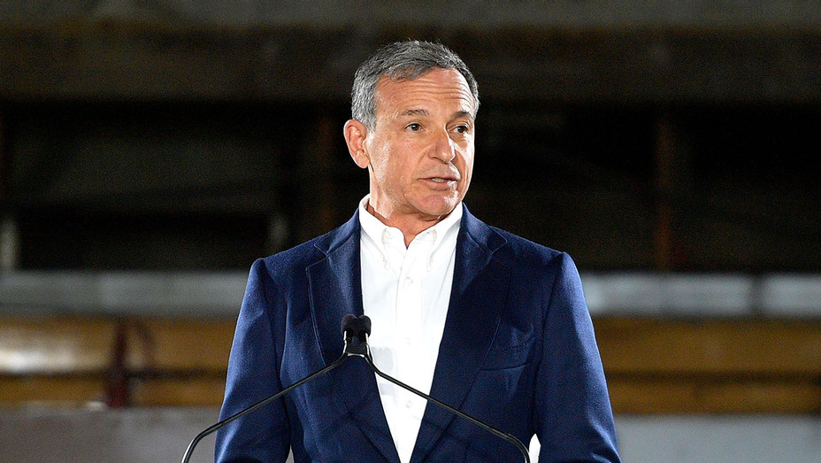 Bob Iger Serious - Getty - H 2017