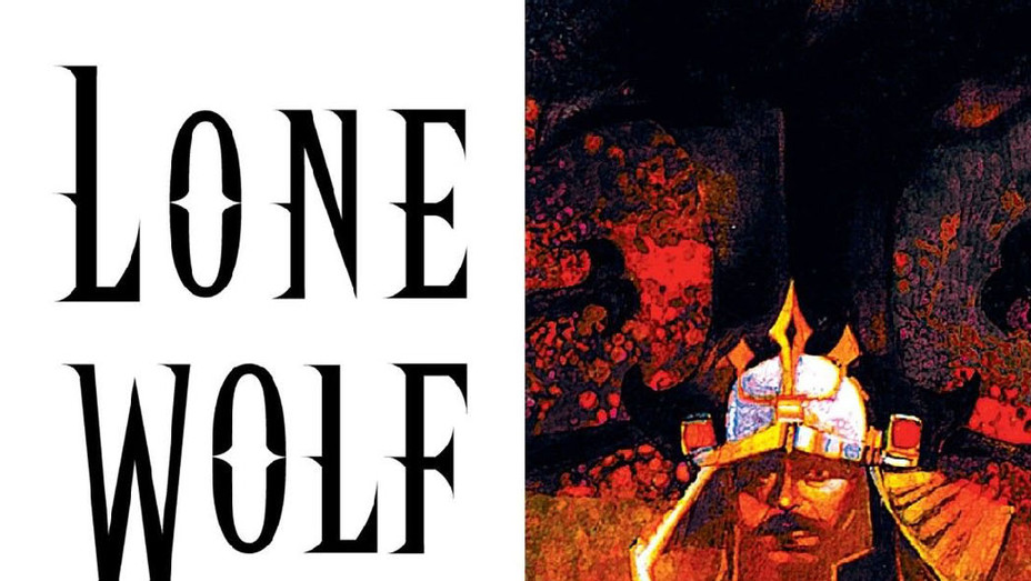 Lone Wolf and Cub Cover - Publicity - P 2017