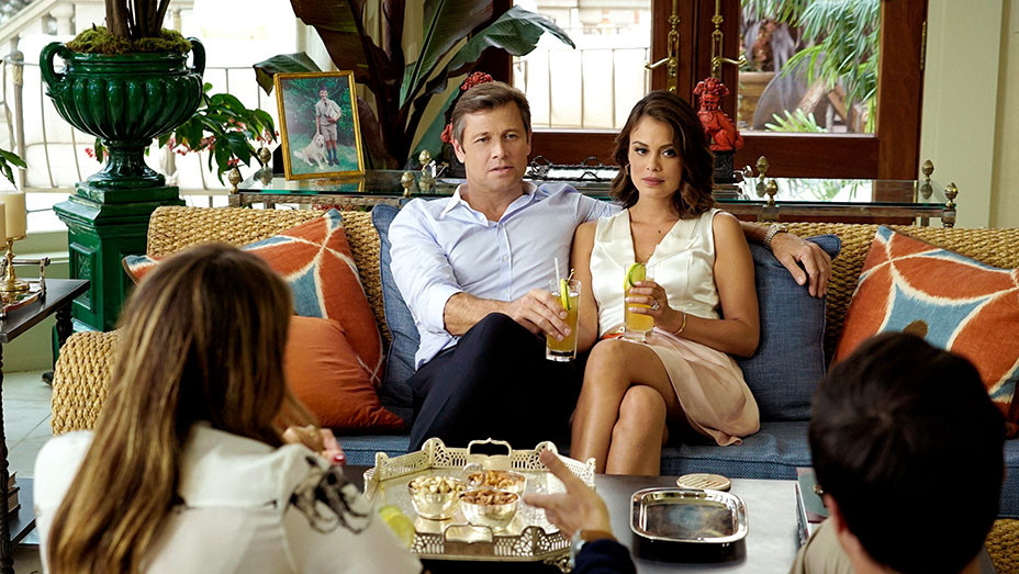Dynasty - I Hardly Recognized You -Grant Show - Nathalie Kelley -Publicity-EMBED 2017