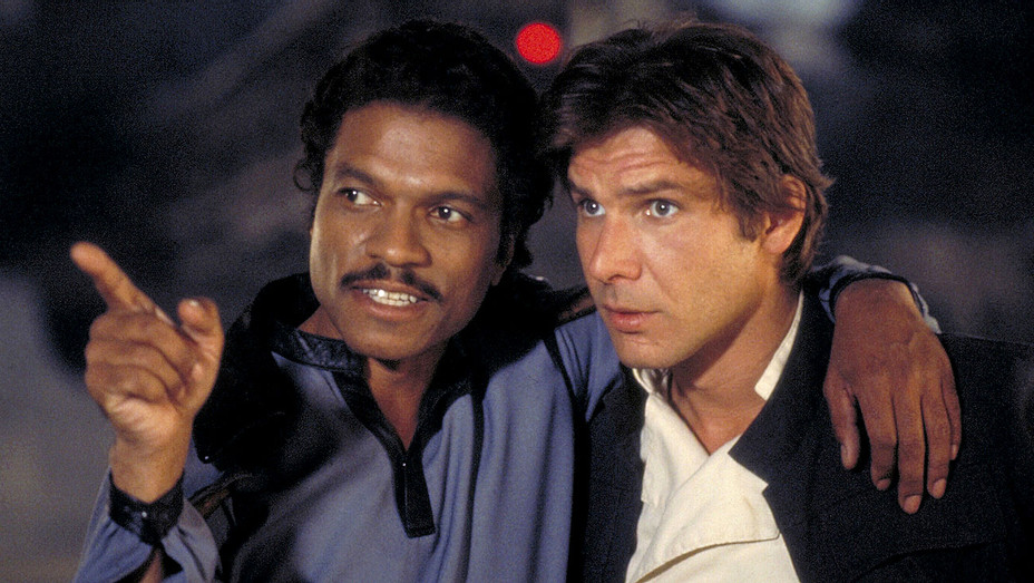 Star Wars Episode V: The Empire Strikes Back 1980 -Billy Dee Williams - Harrison Ford -Photofest-h 2017