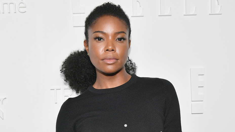 Gabrielle Union attends the NYFW Kickoff Party - Getty - H 2017