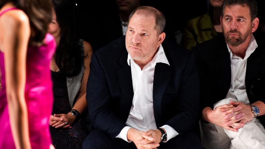 Harvey Weinstein - 2012 Project Runway Front Row - Getty - H 2017