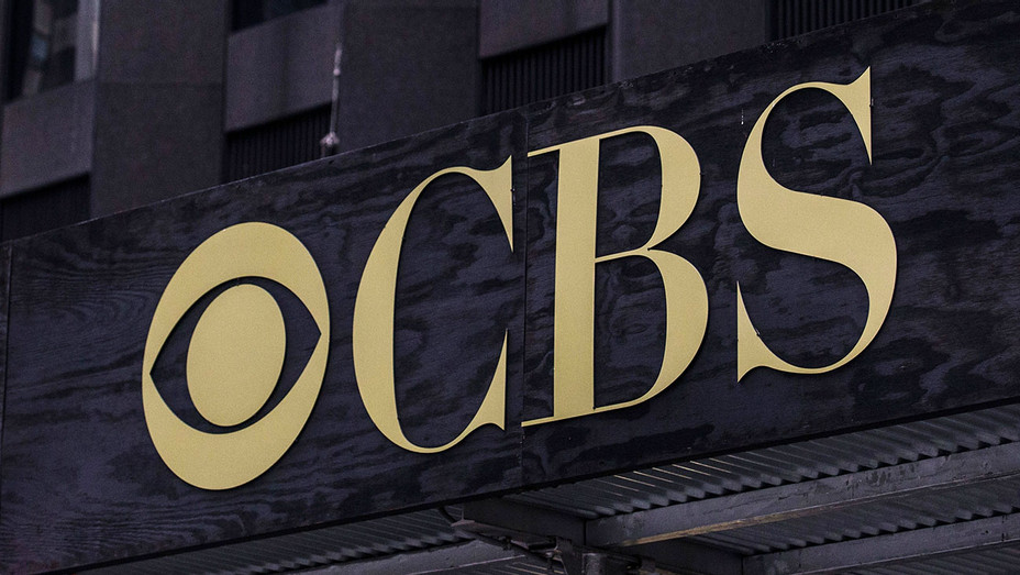 CBS headquarters LOGO Building- Getty-H 2017