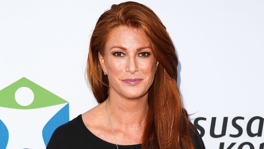 Angie Everhart - Relativity Media Cure for Breast Cancer Fundraiser - Getty - H 2017