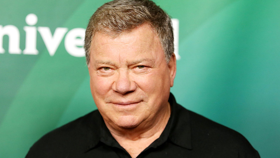 William Shatner arrives at the 2015 NBCUniversal Summer press day -Getty-H 2017