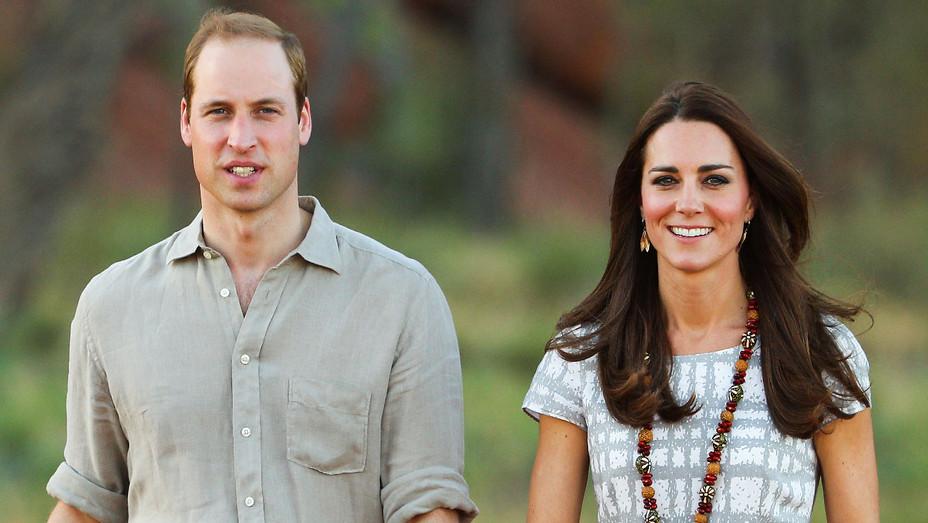 Kate Middleton and Prince William - 2014 Australia Tour - Getty - H 2017