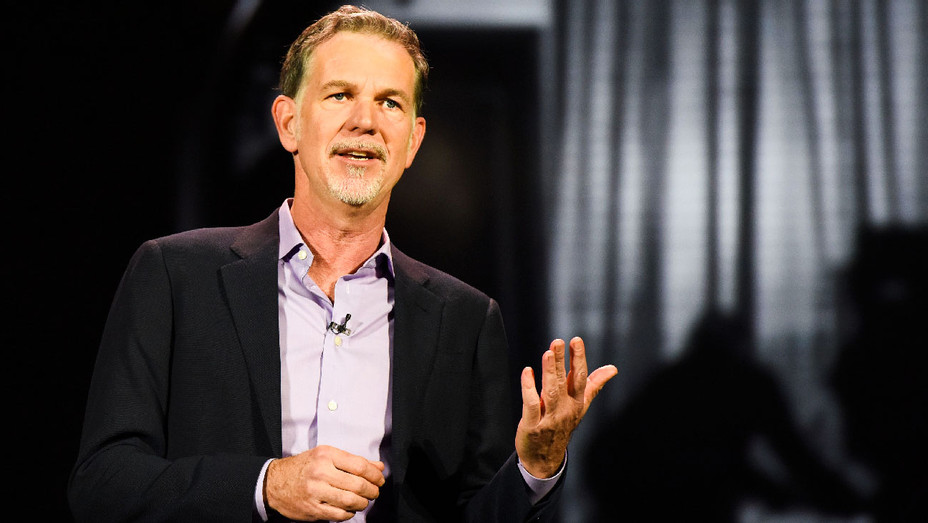 Reed Hastings 2 - 2016 Consumer Electronics Show in Las Vegas - Getty - H 2017