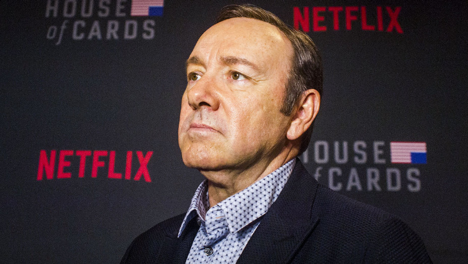 Kevin Spacey - House of Cards Season 4 Premiere - Getty - H 2017