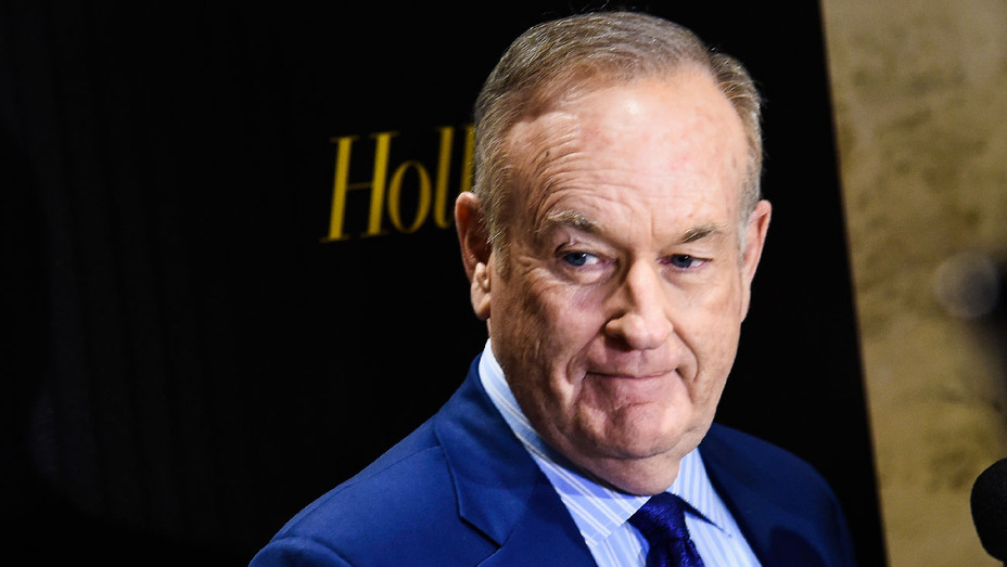 Bill O'Reilly - 2016 THR Most Powerful People in Media - Getty - H 2017