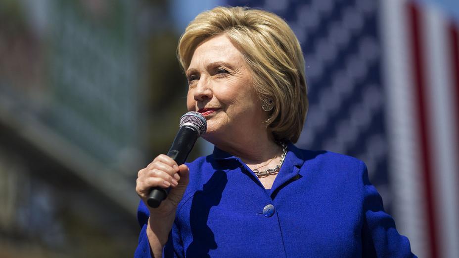 Hillary Clinton - Rally 2016 - Getty - H 2017