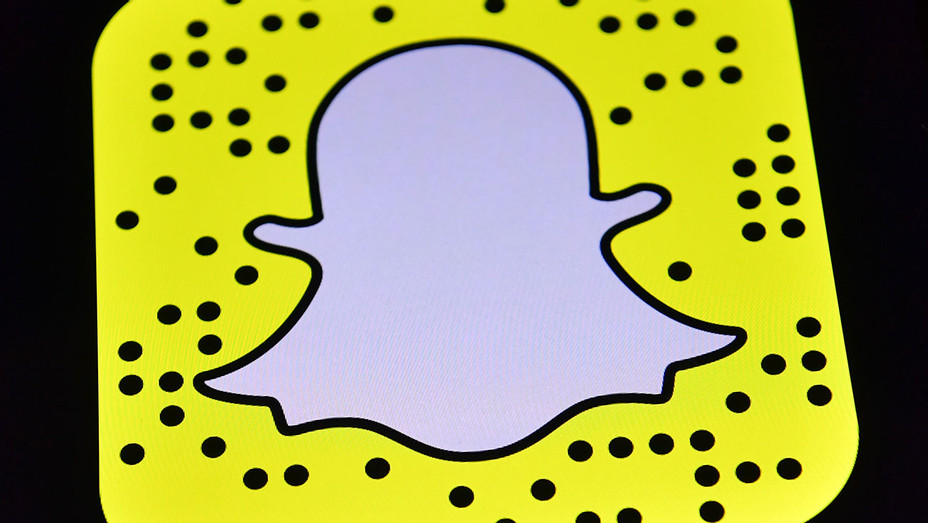 Snapchat app logo 2 - Getty-H 2017
