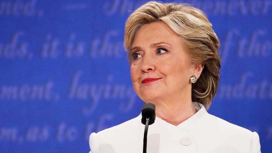 Hillary Clinton - 2016 Final Presidential Debate - Getty - H 2017