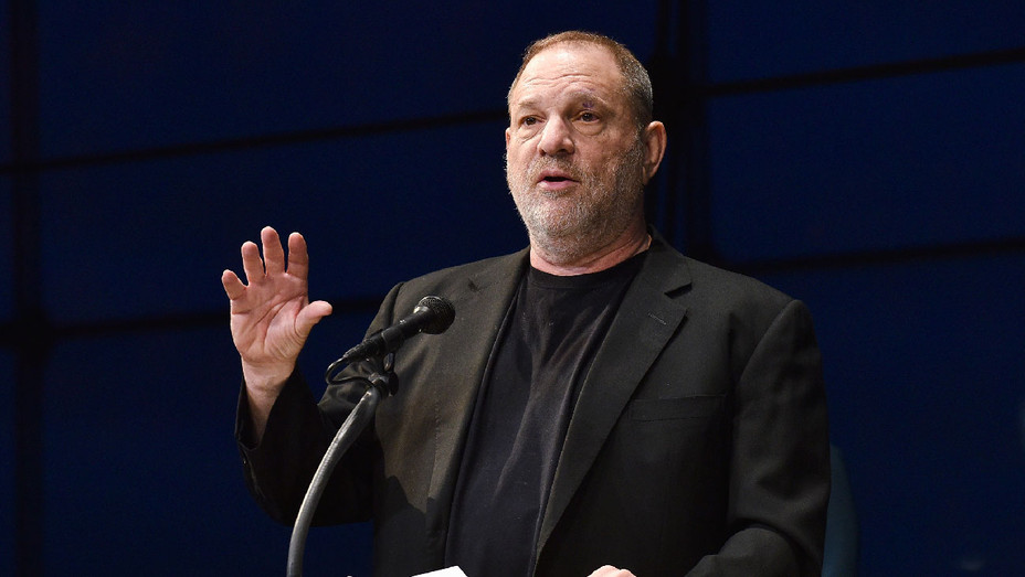 Harvey Weinstein - National Geographic Further Front Event - Getty - H 2017