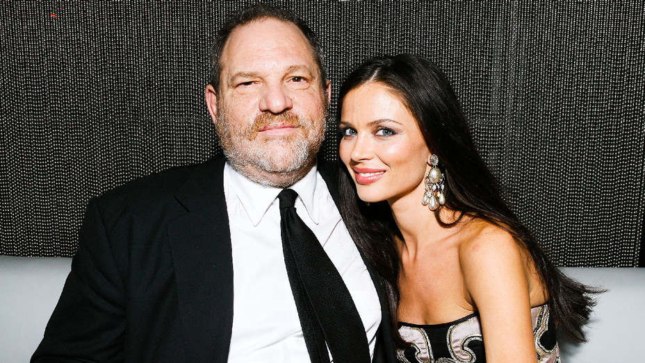 Harvey Weinstein and Georgina Chapman - 2008 OK! Magazine Event - Getty - H 2017