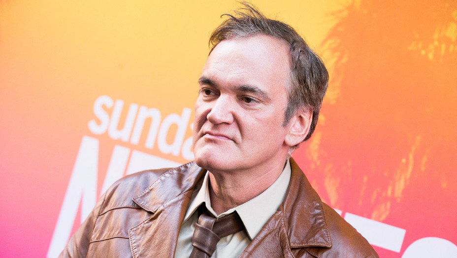 Quentin Tarantino - Sundance NEXT FEST - Getty - H 2017