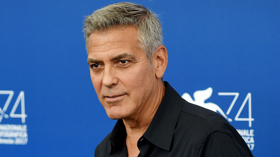 George Clooney - Suburbicon photocall during the 74th Venice Film Festival -Getty-H 2017