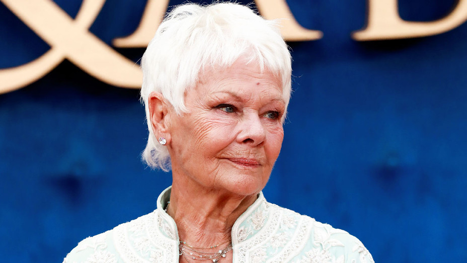 Judi Dench - Victoria & Abdul UK Premiere - Getty - H 2017