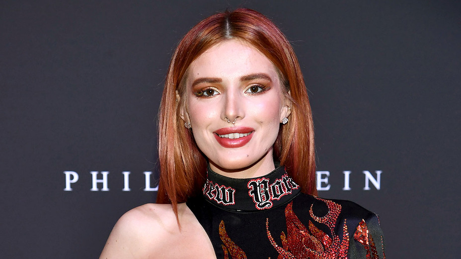 Bella Thorne - Philipp Plein fashion show during New York Fashion Week -Getty -H 2017
