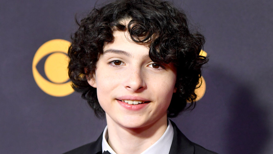 Finn Wolfhard attends the 69th Annual Primetime Emmy Awards -Getty-H 2017
