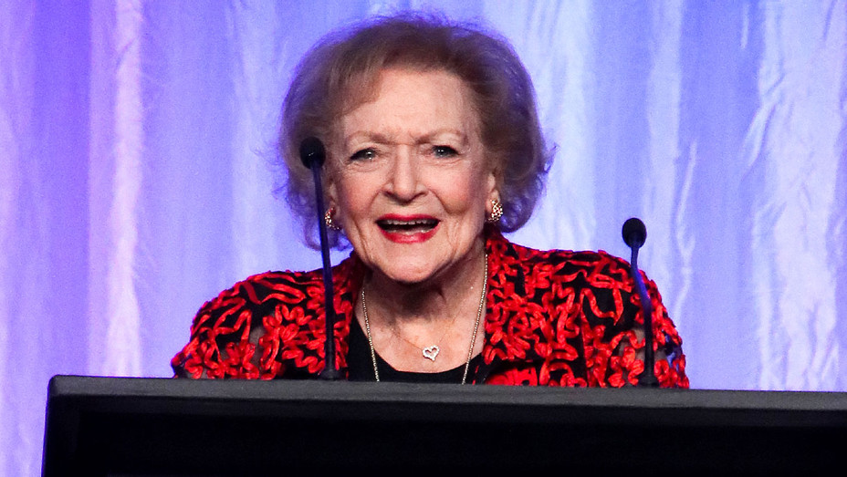 Betty White - Paley Honors in Hollywood - Getty - H 2017