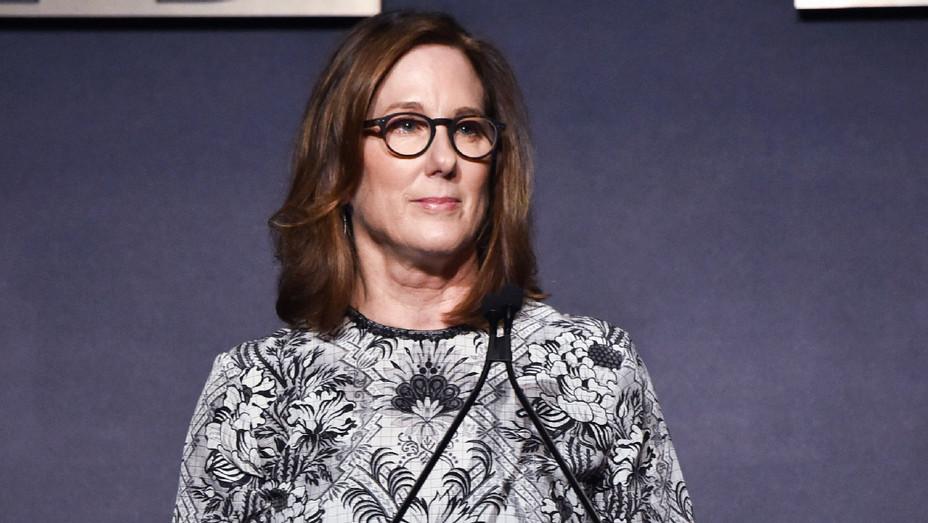 Kathleen Kennedy - ELLE's 24th Annual Women in Hollywood Celebration - Getty - H 2017