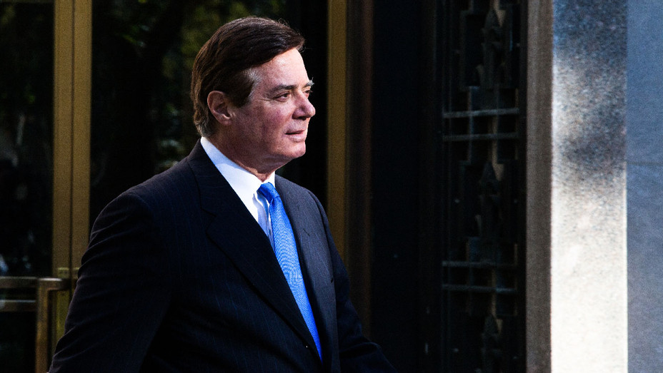Paul Manafort October 30 2017 Indictment - Getty - H 2017