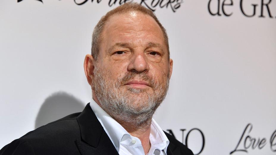 Harvey Weinstein - Getty - H 2017