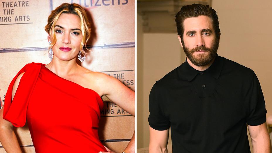 Kate Winslet and Jake Gyllenhaal - Split - Getty - H 2017