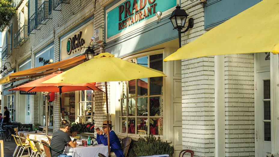 Larchmont Village Hollywood's Mayberry - Prado -H 2017