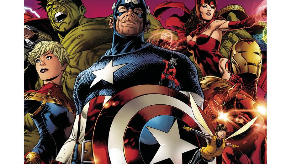 Marvel Legacy Detail - Publicity - H 2017