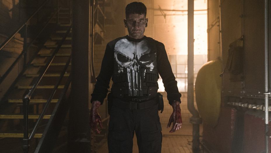 Marvel's The Punisher with Jon Berenthal - Publicity - H 2017