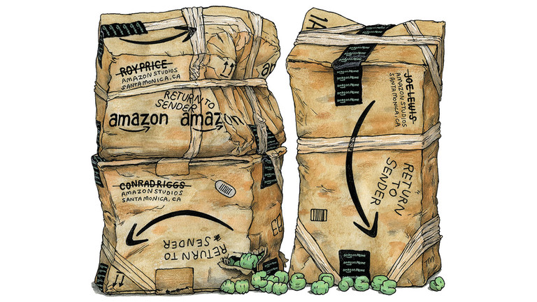 Behind Amazon Studios' Executive Purge as New Details Emerge