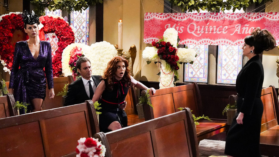 Will & Grace Still Episode 107 - Publicity - H 2017