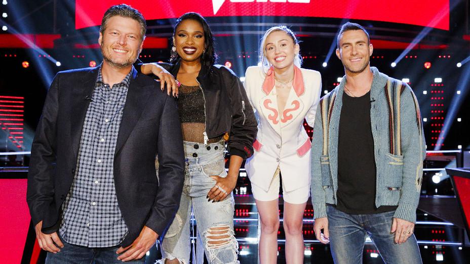 The Voice Cast Battle Rounds - Publicity - H 2017