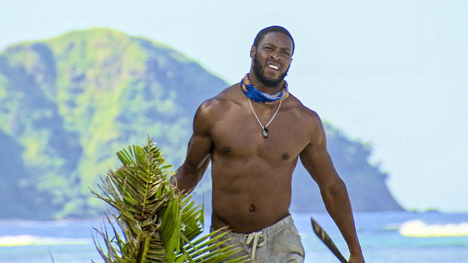 SURVIVOR 35 -My Kisses Are Very Private -Alan Ball Screen shot-Publicity-H 2017