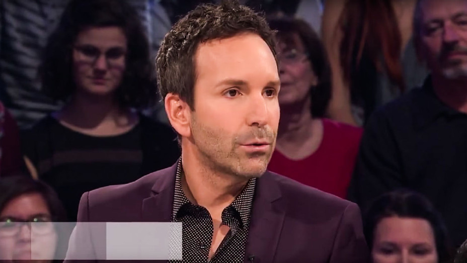 Eric Salvail Interview - Screenshot - H 2017