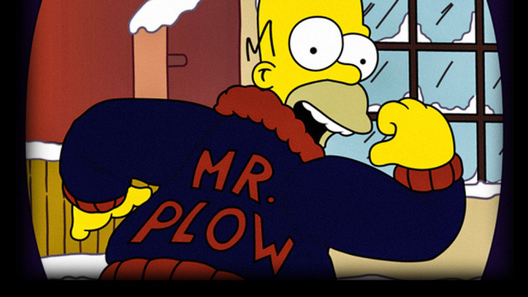 """Mr. Plow"" at 25: How the 'Simpsons' Classic Pushed New Boundaries and Helped Cement the Show's Legacy"