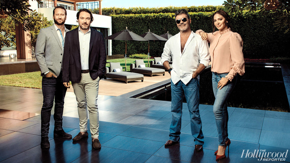 THR Inside Simon Cowell's Beverly Hills Mansion - Photographed By Austin Hargrave - SPLASH 2017