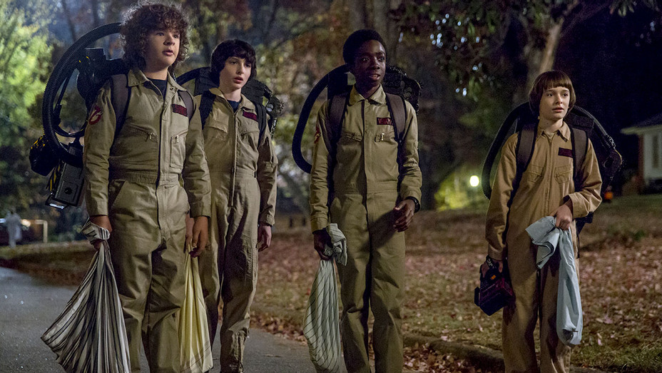Stranger Things - Season 2 - Ghostbusters - Netflix - Publicity - H 2016