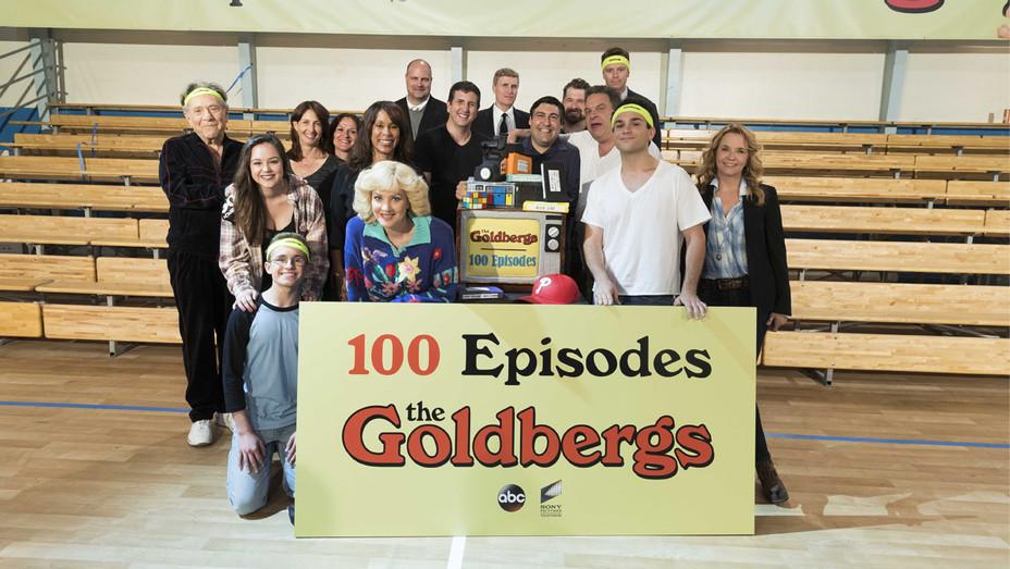 The Goldbergs 100th Episode - Publicity - H 2017