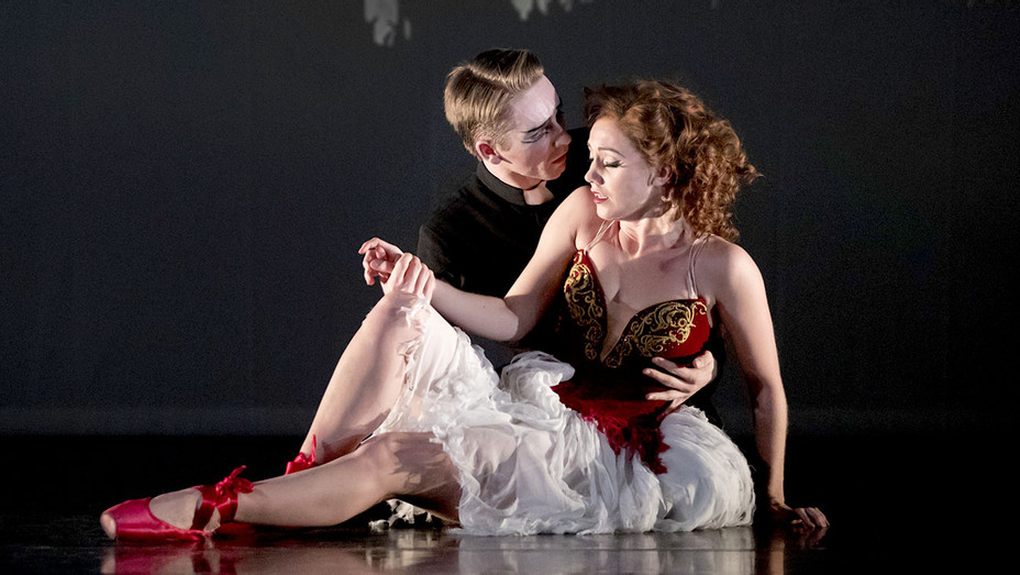 The Red Shoes - Stage production -Liam Mower - Ashley Shaw - Publicity-H 2017