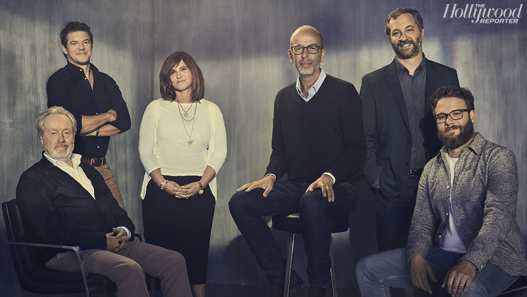 Producer Roundtable: Judd Apatow, Amy Pascal on Harvey Weinstein and the Perils of Email Post-Sony Hack