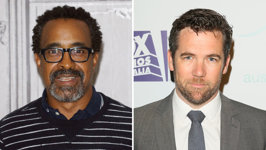 Tim Meadows Patrick Brammall - Getty - H 2017