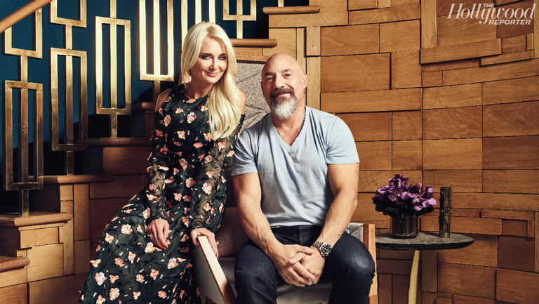Peacock Feathers and Derriere-Shaped Bar Stools: Inside a WME Agent's Playful and Artistic Beverly Hills Home