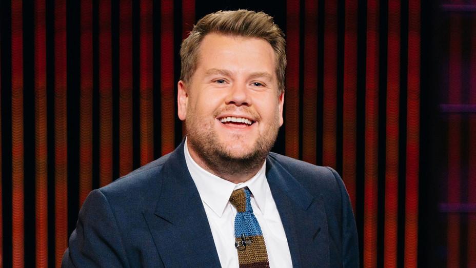 Late Night Host - James Corden CBS 4-  Publicity - H 2017