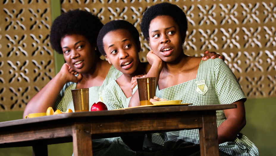 School Girls; Or, the African Mean Girls Play Production Still 1 - Publicity - H 2017