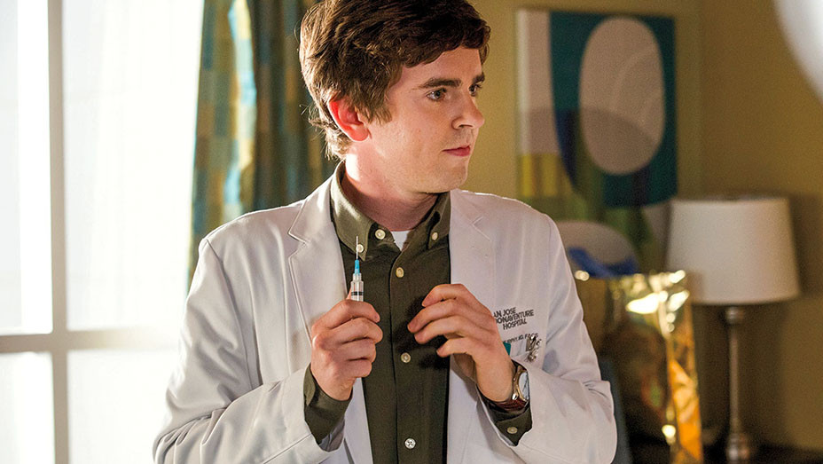 Golden Globes - Freshman Shows - The Good Doctor - Publicity - EMBED 2017