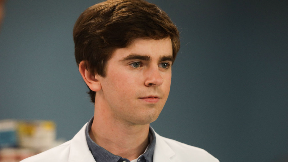 The Good Doctor Still 22 Steps Episode - Publicity - H 2017